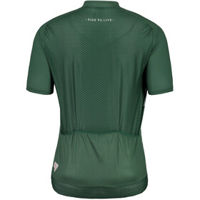 Maloja PlansM. Breeze Short Sleeve Bike Jersey Men stone pine